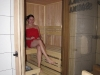 Pohodlí v sauně